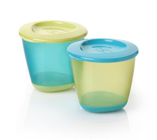 Tommee Tippee Големи контейнери за храна /за фризер/  4m+  44650271